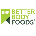 Better Body Foods Coupon